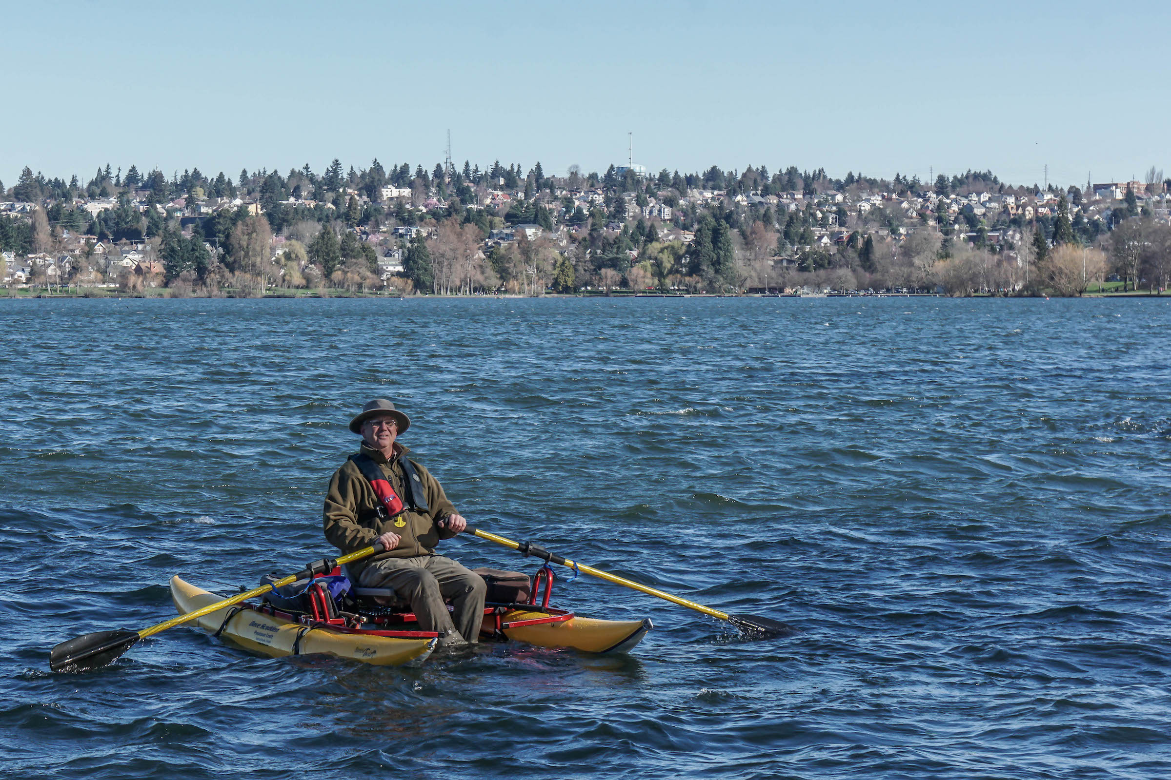 Northwest Fly Anglers Seattle S Green Lake
